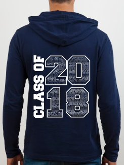 school leavers hoody back design b