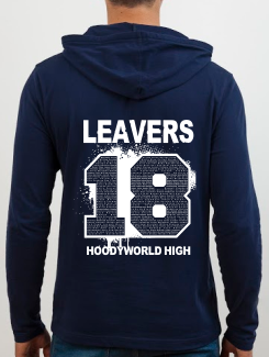 school leavers hoody back design g