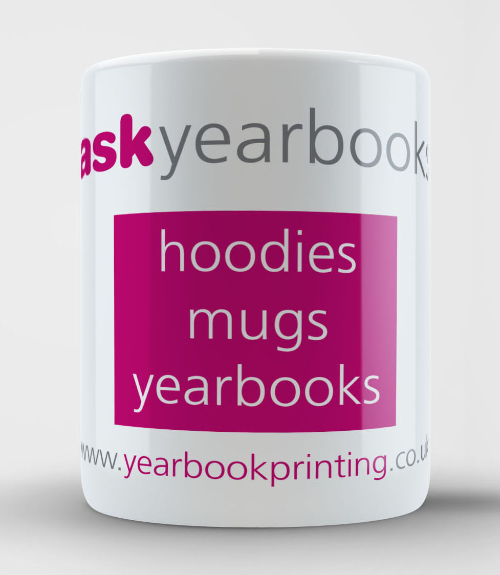 School Leavers Mugs Printing