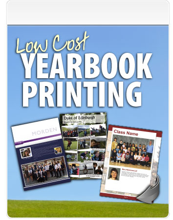 School Yearbook Printing