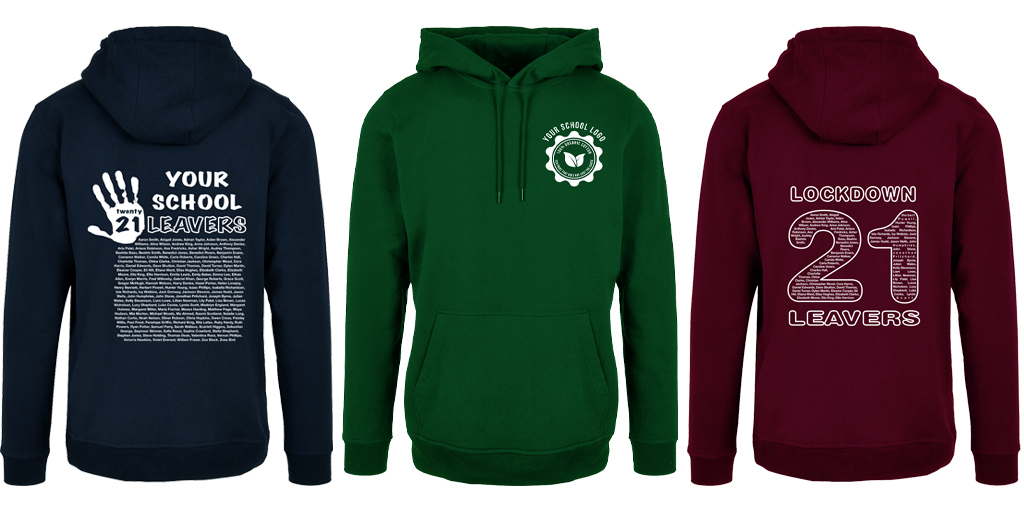 School & College Leavers Hoodies
